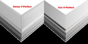 Saldatura V perfect | Sa Ventana Infissi | Infissi in PVC