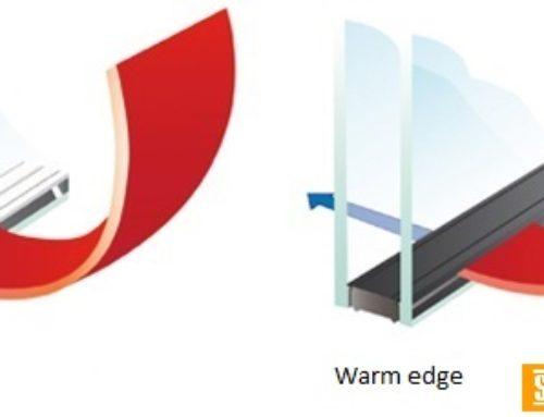 Finestre con Vetrocamera Warm Edge