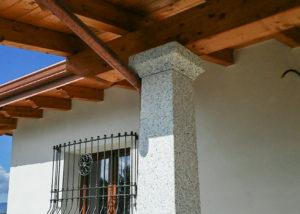 Sa Ventana Infissi - Travi in legno di castagno Sardegna